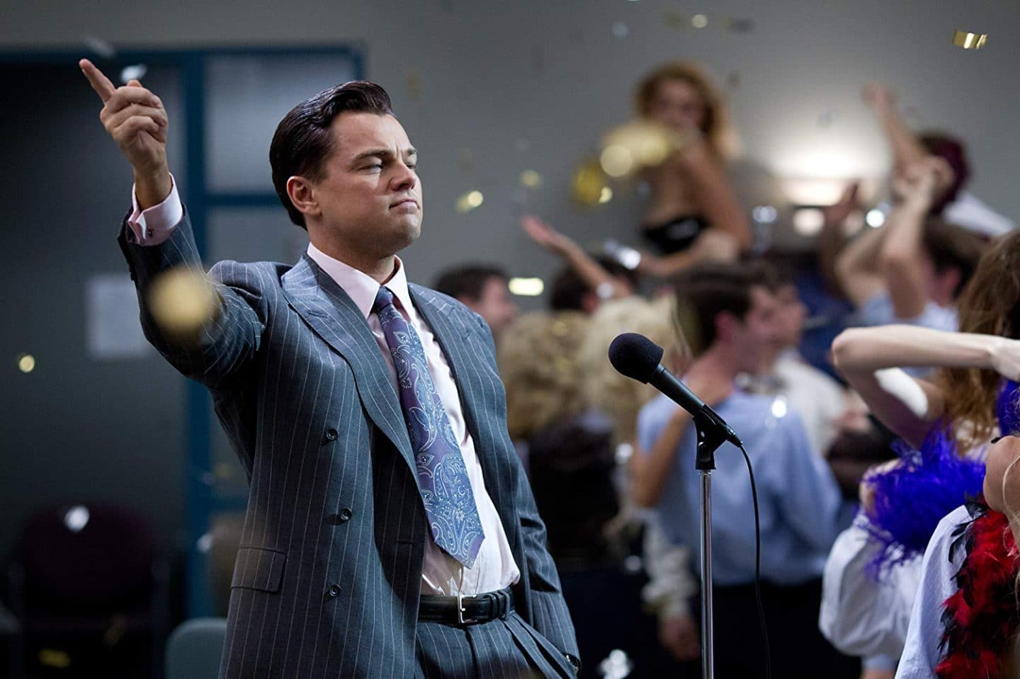 The 'Wolf Of Wall Street' Experience Arrives In London in an Immersive style