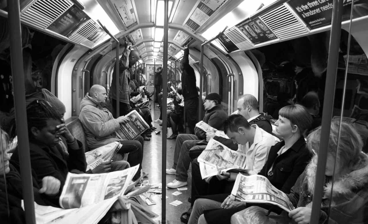 Full 4G Coverage Is Coming To The Tube, Finally Erasing The Need For Human Interaction