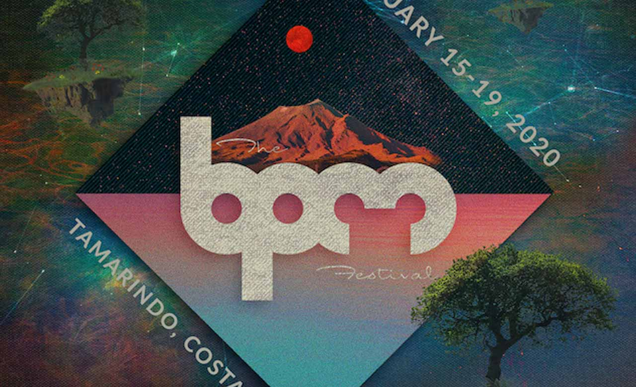 The BPM Festival moves to Costa Rica for 2020